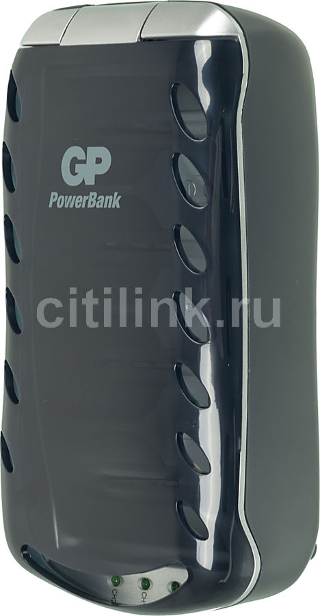 Зарядное устройство GP PowerBank GPPB19GSRA-2UE