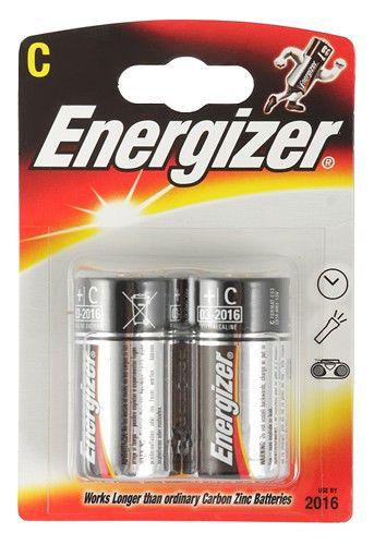 Батарея ENERGIZER LR14,  2 шт. C