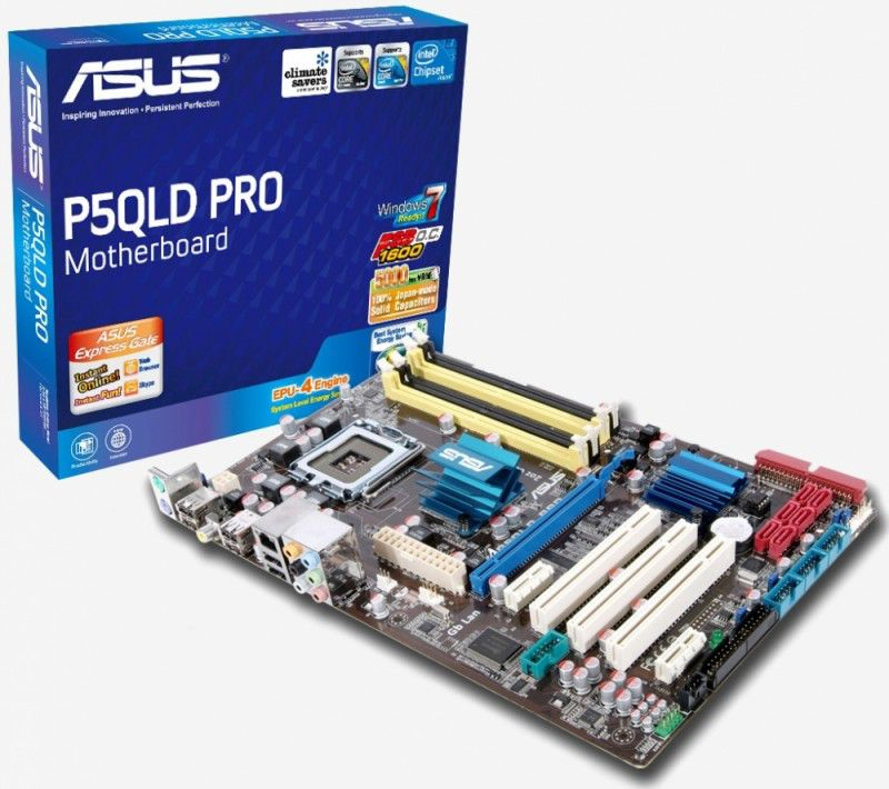 ASUS P5QLD PRO INTEL CHIPSET WINDOWS DRIVER
