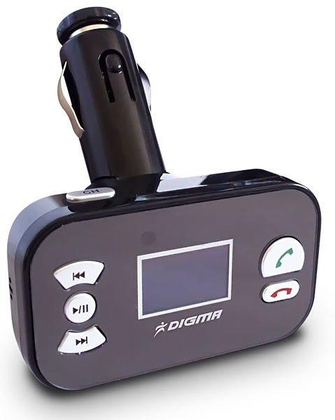 FM-трансмиттер DIGMA BFT300 new