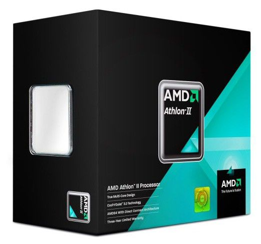Процессор AMD Athlon II X3 440, SocketAM3 BOX [adx440wfgmbox]