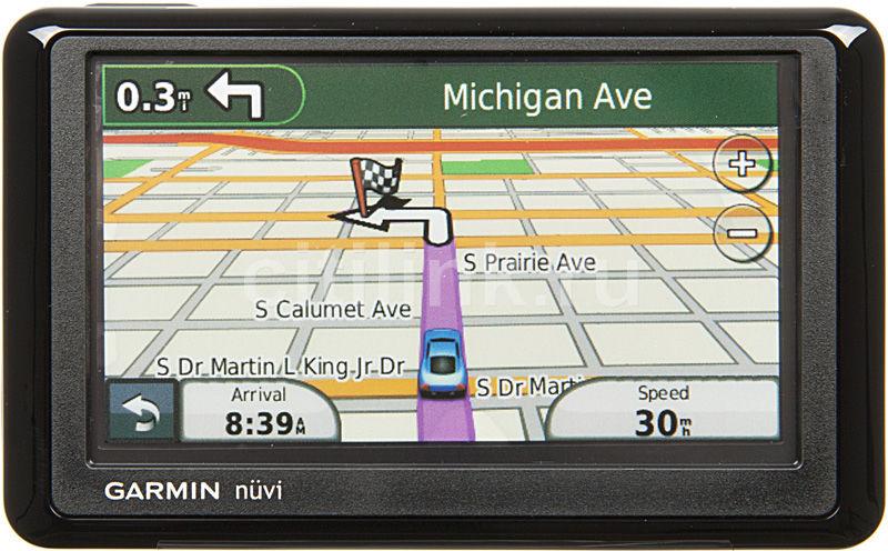 GPS навигатор GARMIN Nuvi 1310,  4.3
