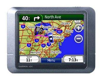 GPS навигатор GARMIN Nuvi 205,  3.5