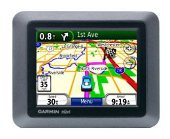 GPS навигатор GARMIN Nuvi 550,  3.5