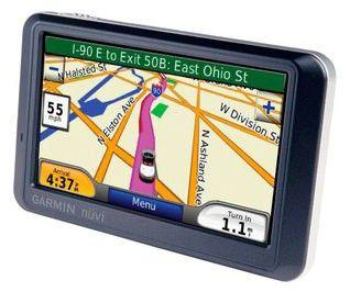 """GPS навигатор GARMIN Nuvi 715,  4.3"""",  авто, Garmin,  черный"""