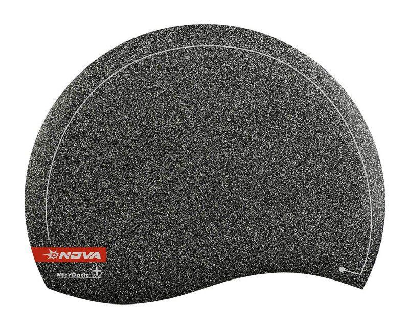 Коврик для мыши NOVA Microptic+ Elegance черный [nelegb]