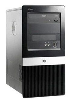 HP Pro 3010MT,  Intel  Core2 Duo  E7500,  DDR3 2Гб, 500Гб,  Intel GMA X4500HD,  DVD-RW,  Windows XP Professional,  черный и серебристый [vw324ea]