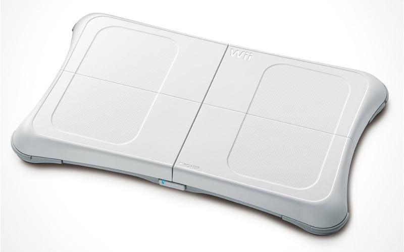Беспроводной контроллер NINTENDO Balance Board, для  Wii [66514]