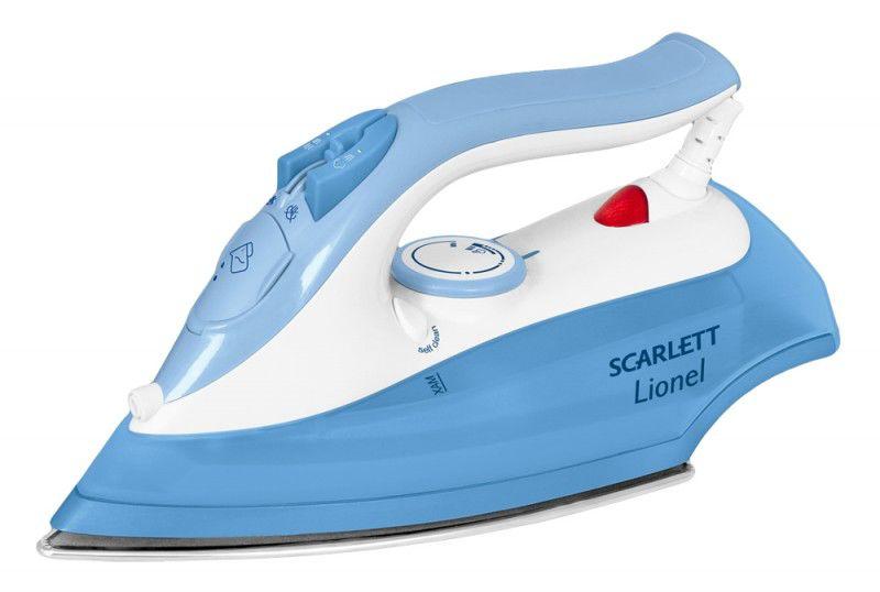 Утюг SCARLETT SC-339S,  2000Вт,  голубой [sc339s]