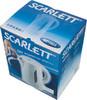 Чайник электрический SCARLETT SC-1023, 2200Вт, белый вид 7