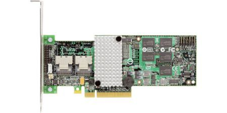 Контроллер Intel Original PCI-E x8 6G SAS 512Mb (RS2BL080 903493)