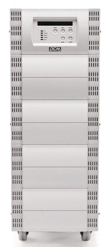Источник бесперебойного питания POWERCOM Vanguard VGD-8K,  8000ВA [vgd-8k0a-8w0-0014]