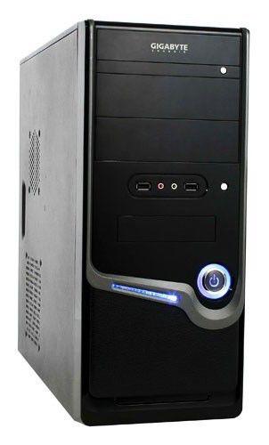 Корпус Gigabyte GZ-A1BPDX black w/o PSU ATX