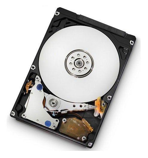 Жесткий диск HITACHI TravelStar HTS545016B9A300,  160Гб,  HDD,  SATA,  2.5