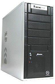 Корпус ATX THERMALTAKE Matrix VX VD3430SNAE, 430Вт,  серебристый и черный
