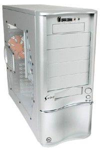 Корпус ATX THERMALTAKE Swing VB6430SWSE-02, 430Вт,  серебристый