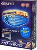 Видеокарта GIGABYTE Radeon HD 5870,  1Гб, GDDR5, Ret [gv-r587ud-1gd] вид 6