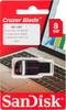 Флешка USB SANDISK Cruzer Blade 8Гб, USB2.0, черный [sdcz50-008g-b35] вид 6