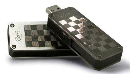 Флешка USB TEAM X Series X091 32Гб, USB2.0, серебристый [tg032gx091sx]