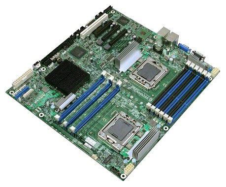 Серверная материнская плата INTEL S5500HCVR