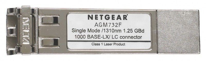 Трансивер NetGear AGM732F 1000Base-LX SFP up to 10km single-mode LC
