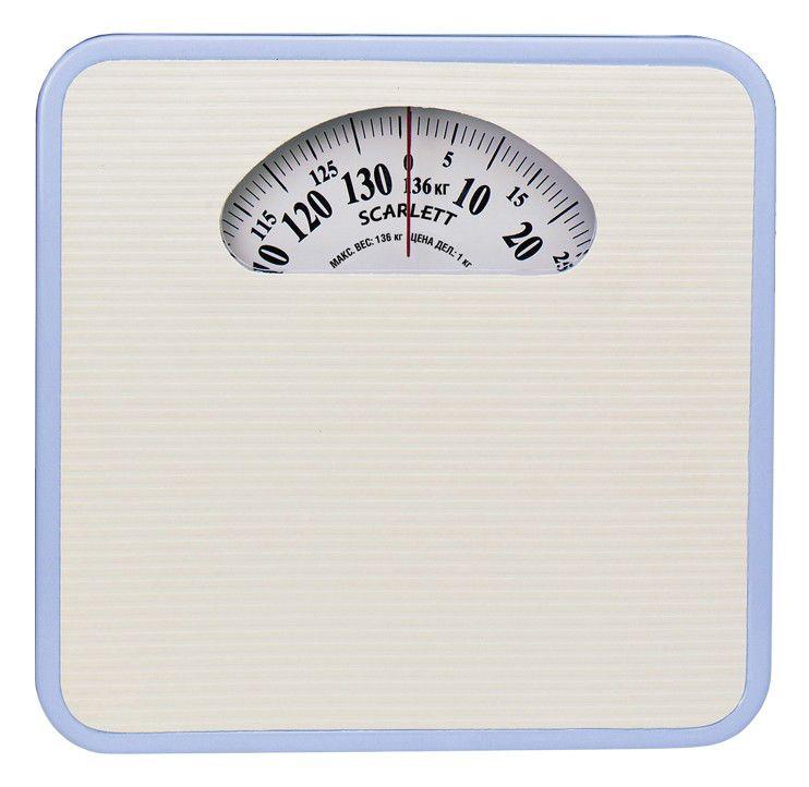 Весы SCARLETT SC211, до 136кг