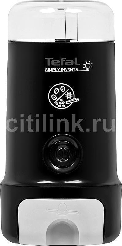 Кофемолка TEFAL GT3008,  черный [1500810187]
