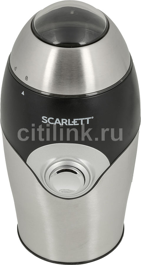 Кофемолка SCARLETT SL-1545,  серебристый
