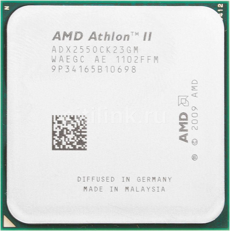 Процессор AMD Athlon II X2 255, SocketAM3 OEM [adx255ock23gm]