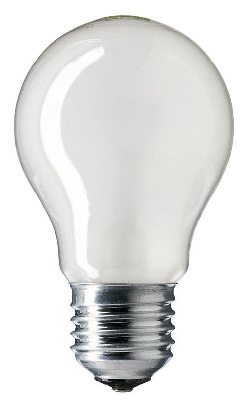 Лампа PHILIPS Standard 40Вт, 415lm, 1000ч,  E27,  1 шт. [354686]