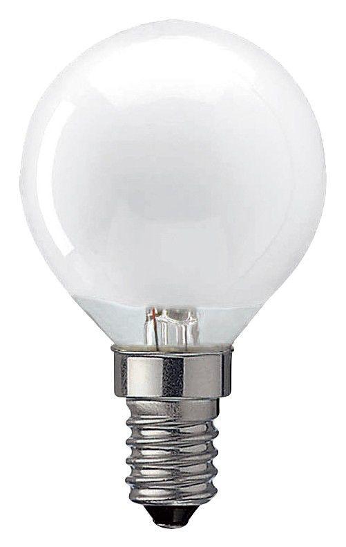 Лампа PHILIPS Standard Ball, 40Вт, 405lm, 1000ч,  E14,  1 шт. [11978]