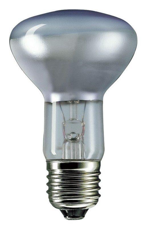 Лампа PHILIPS Spot, 60Вт, E27,  1 шт. [43665]
