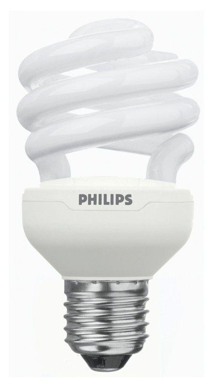 Лампа PHILIPS Tornado 15Вт, 950lm, 8000ч,  2700К, E27,  1 шт. [802163]