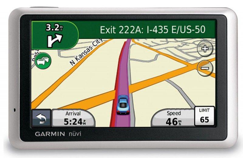 GPS навигатор GARMIN Nuvi 1350T,  4.3