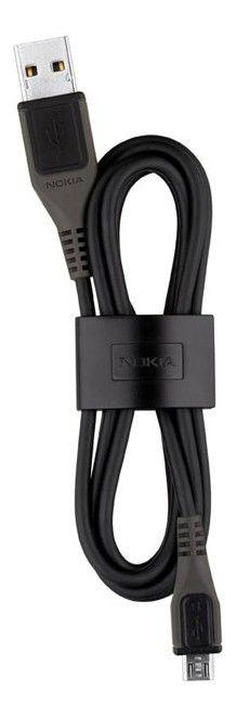 NOKIA CA-101,  USB -  microUSB