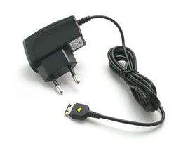 Сетевое зарядное устройство SAMSUNG ATADS10,  S20-pin,  черный