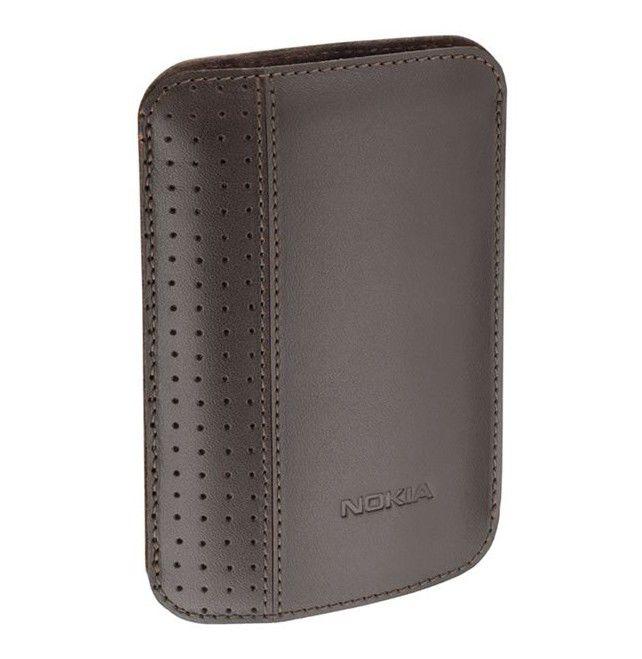 Чехол Nokia CP-358 для Nokia коричневый