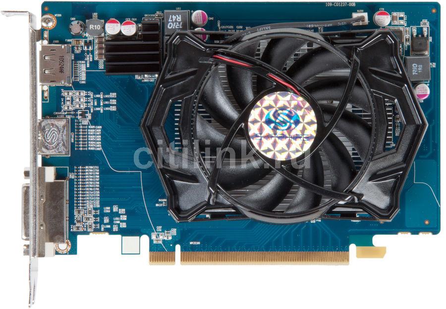Видеокарта SAPPHIRE Radeon HD 5670,  1Гб, DDR5, lite [11168-xx-20r]