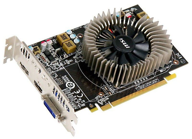 Видеокарта MSI Radeon HD 5670,  512Мб, GDDR5, Ret [r5670-pmd512]