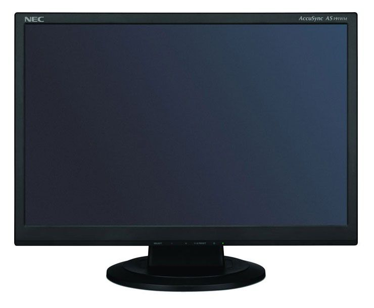 Монитор ЖК NEC AccuSync AS221WM-BK 22
