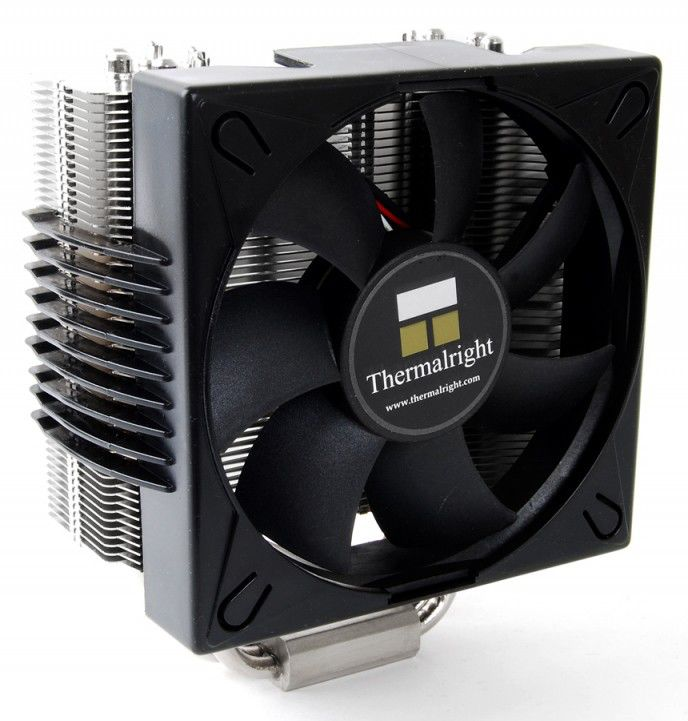 Устройство охлаждения(кулер) THERMALRIGHT Ultra-120 eXtreme RT Rev.C,  Ret