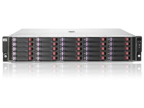 Шасси HPE StorageWorks D2700 SFF 2.5 2x460W (AJ941A)