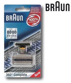Сетка и режущий блок BRAUN [8000]