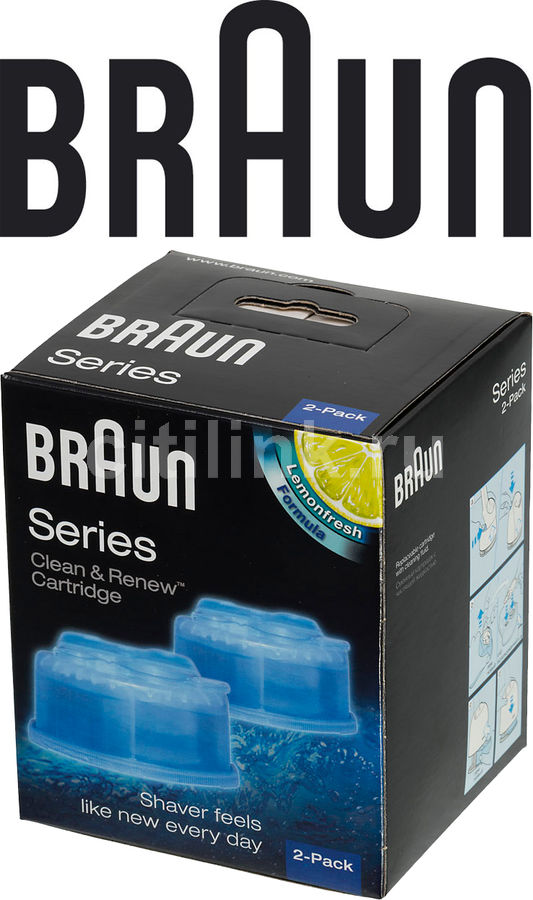 Картридж для систем самоочистки BRAUN CCR2 [81395572]
