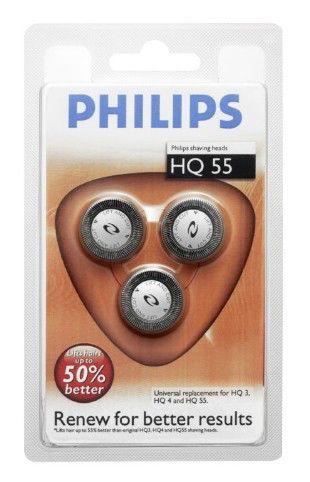 Сменная головка PHILIPS HQ55/40