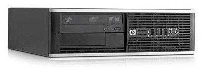 Компьютер  HP Pro 6000SFF,  Intel  Pentium Dual-Core  E5400,  DDR3 2Гб, 320Гб,  Intel GMA X4500,  DVD-RW,  Free DOS,  черный [wk071ea]