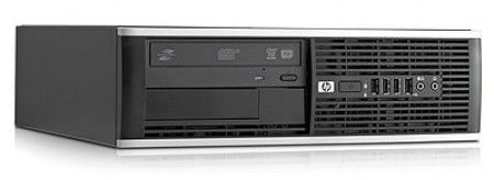 Компьютер  HP Pro 6000SFF,  Intel  Core2 Duo  E7500,  DDR3 2Гб, 320Гб,  Intel GMA X4500,  DVD-RW,  Windows 7 Professional,  черный [wk073ea]