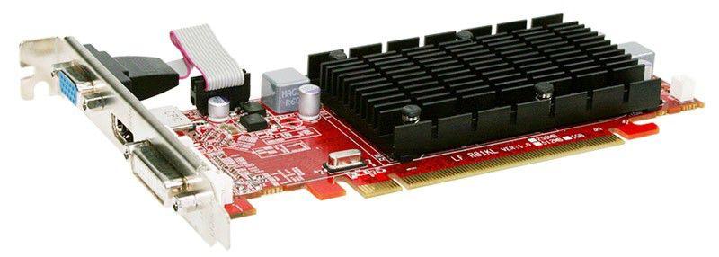 Видеокарта POWERCOLOR Radeon HD 5450,  512Мб, DDR3, oem [ax5450 512mk3-sh]