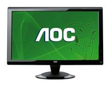 "Монитор ЖК AOC Value Line 2436Swa 23.6"", черный"