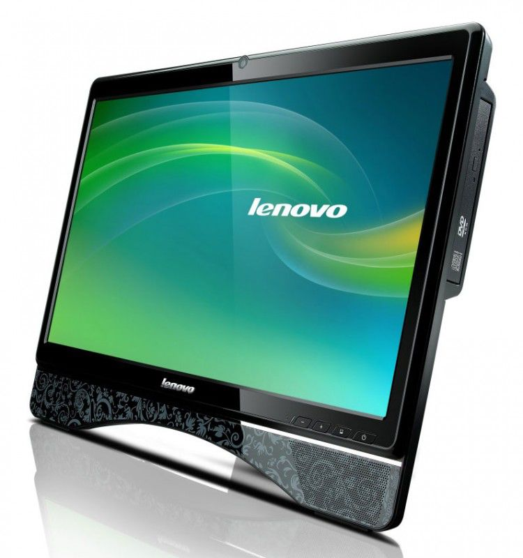 LENOVO IdeaCentre C305-3K-B,  AMD  Athlon II X2  250u,  DDR2 2Гб, 320Гб,  ATI Radeon HD 4530 - 512 Мб,  DVD-RW,  Windows 7 Home Basic,  черный [57 119 252]
